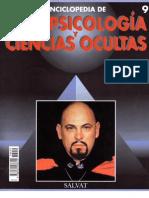 PARAPSICOLOGÍA Y CIENCIAS OCULTAS 9