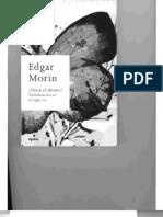 II-2-1 MORIN, Edgar. 2010. ¿Hacia el abismo, Globalización en el siglo XXI.