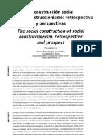 Ibañez, T - Construcción del socioconstruccionismo