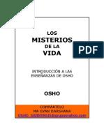 Osho LosMisteriosDeLaVida