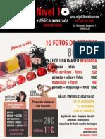 Promo navidad nivel 10 fashion studio