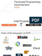 IndicThreads-Pune12-Polyglot & Functional Programming on JVM