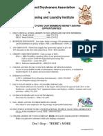 DLI / SDA Cleaner Application