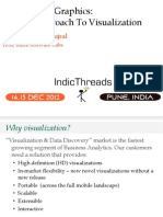 IndicThreads-Pune12-Grammar of GraphicsA New Approach to Visualization-Karan