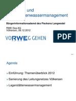 RWE Dea Sanierung Und Lagerstaettenwassermanagement
