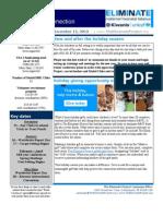 KI Eliminate USA 2 Newsletter 12-17-12