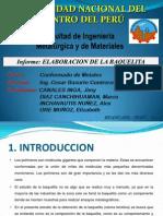 Expo Informe Baquelita