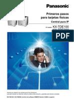 Manual KX-TDE-100 Y KX-TDE-200