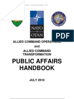Public Affairs Handbook (2010)