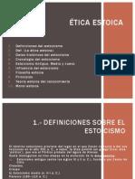 Ética estoica1