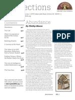 2012-2013 UHS Newsletter, Winter