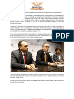 Movimiento Ciudadano anuncia medidas contra la falta de transparencia en el Ayuntamiento.