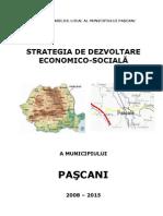 Strategia de Dezvoltare a Municipiului Pascani