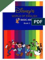 Curso de Ingles Para Ninos - 12 Libros Disney 02