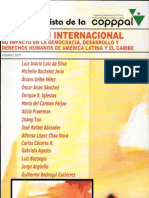 COPPPAL-Migraciones Internacionales y Su Impacto en Los DDHH