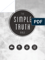 Sample Thesimpletruthbible