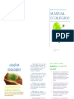 Manual Ecologico