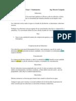 Tema 3 - Fundamentos Fisico Quimica y Biologia