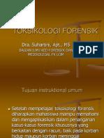 Toksikologi forensik