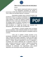 ARTIGO - A FRAUDE E O IMPACTO NAS OPERAÇÕES SECURITÁRIAS