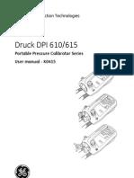 DPI610 615 Manual