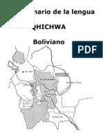 Diccionario Quechua Boliviano Normalizado