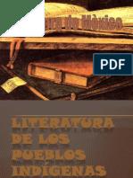 literatura en México