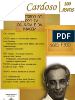 Centenario Lucio Cardoso