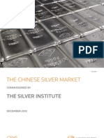 The Chinese Silver Market 2012