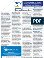 Pharmacy Daily for Tue 18 Dec 2012 - NZ pharmacist prescribers, Instant HIV testing, Kids falls, HPS Associate Partners and much more...