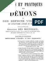 Gougenot.démons
