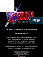The Legend of Zelda - Ocarina of Time Mangá