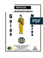 manual administrativo para Guias Mayores