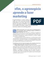marketing e o agronegócio