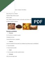 BIologia Nutrientes