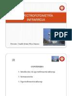 Espectroscopia IR