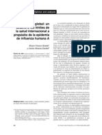 Salud Publica Global
