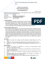 Hydraulics & Fluid Mechanics Handout 2012-2013