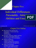 Organizational behaviour _europe edition CHAP05