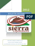Sierra Exportadora