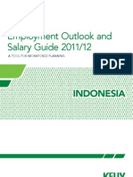 Indonesia Salary Guide 2011 12