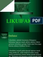 Likuifaksi