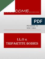 tripratitiate bodies
