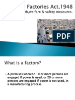 factories act