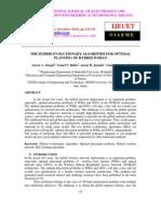 The Hybrid Evolutionary Algorithm for Optimal Planning of Hybrid Woban