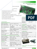 Aurotek Motion Control Card