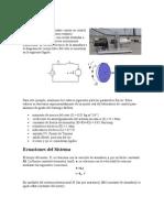 Modelacion Posicion Motor DC