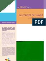 contrat France