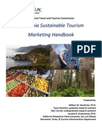 California Sustainable Tourism