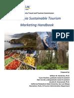 California Sustainable Tourism Marketing Handbook